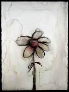 borken-flower-sad-blurred
